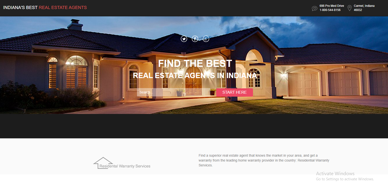 Indianas best real estate agents
